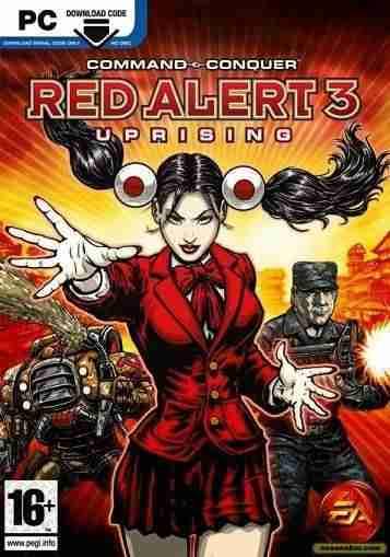 Descargar Command And Conquer Red Alert 3 Uprising [MULTI12][PROPHET] por Torrent
